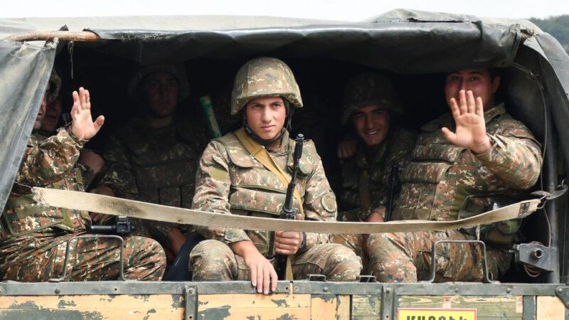 高加索世仇战斗酿近百死 亚美尼亚控土耳其击落战机