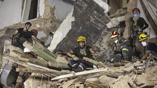 【重播】黎巴嫩大爆炸1個月 廢墟中現生命跡象