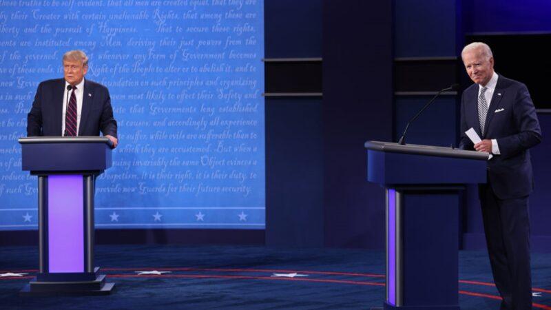 陳破空:史上最激烈辯論 川普火力過猛?拜登臉色蒼白