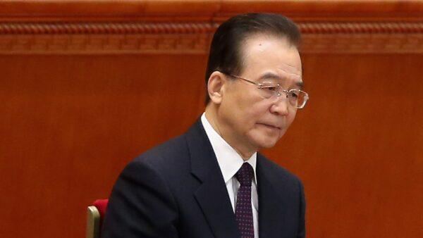 揭密:朱鎔基挫敗江澤民 力挺溫家寶上位