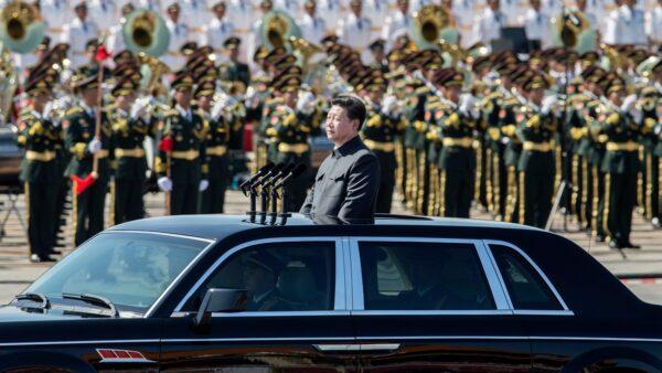 沈舟:中共軍隊捧習喊備戰 訓練卻出糗(上)