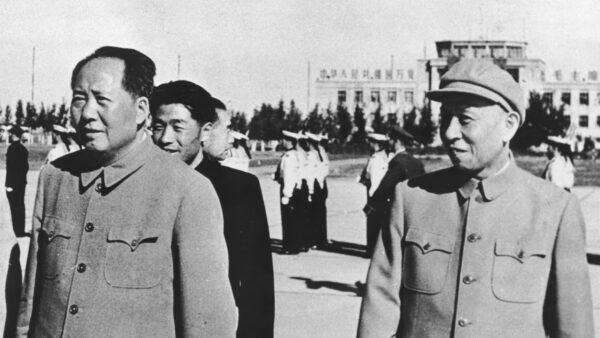 毛泽东会见江青前夫 瞪大眼睛说出三个字