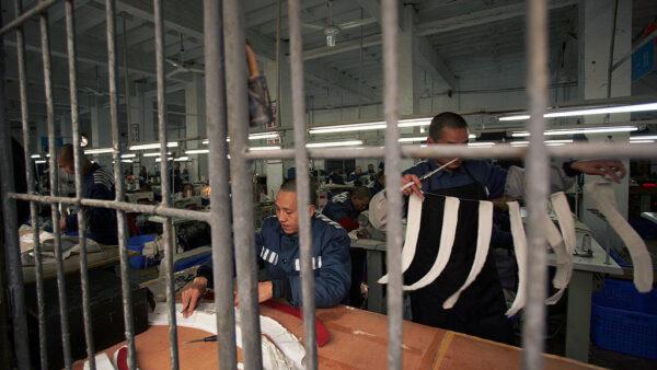 中共自曝監獄奴工内幕:獄警收入遠超普通公務員
