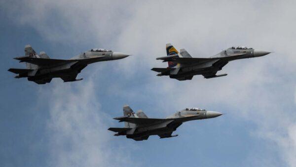 蓄意破壞台海現狀 中共軍機高頻率闖入台灣空域