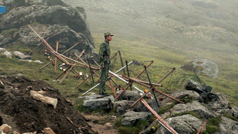 邊談邊部署 印度控中共無撤離班公湖打算