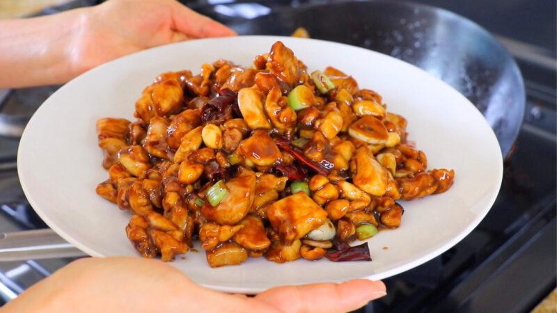 【美食天堂】宫保鸡丁的做法~麻辣香!真的太美味了!家常料理食谱 一学就会