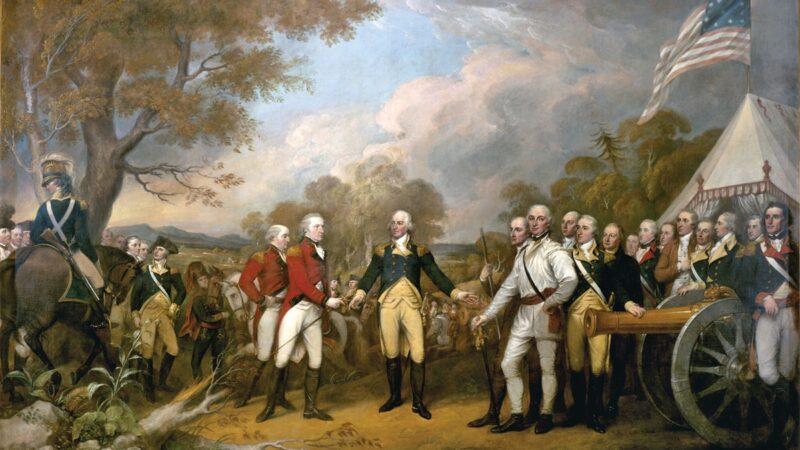 華盛頓將軍系列故事:薩拉托加之戰