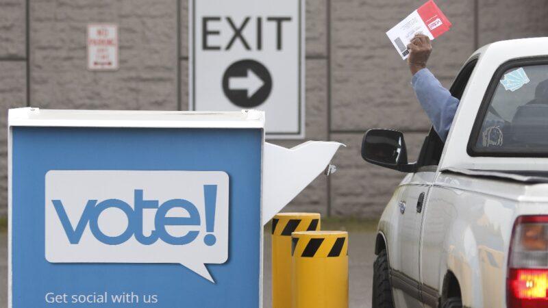 法官裁决2州延长计票期 美大选结果或推迟出炉