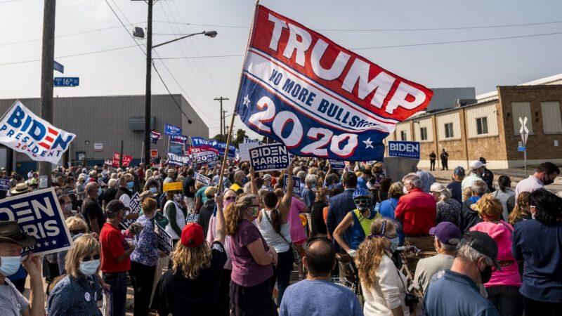 美大选首场总统辩论今晚举行 主办方公布6大主题
