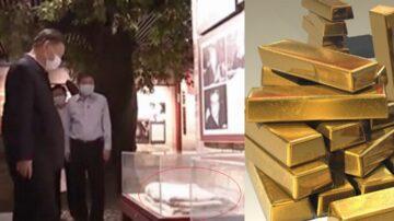 习近平的半条被子和村官的31公斤金条