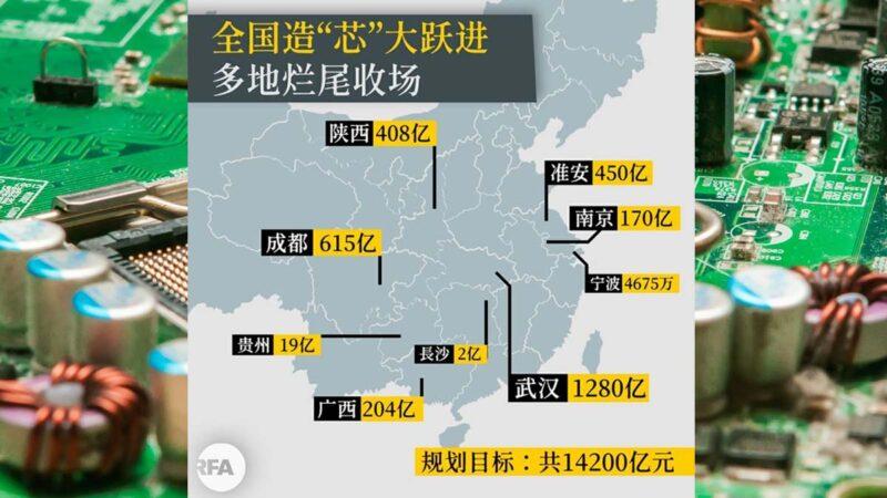 """广东称年砸10亿造芯 传武汉弘芯""""转骗""""广州"""