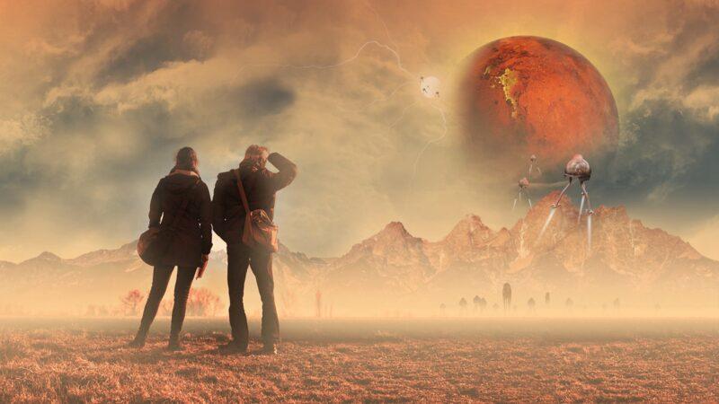 解密:美12名军人被秘密送往外星人星球生活