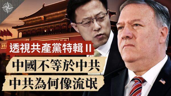 """【世界的十字路口】【特辑】北京最怕""""中国与中共脱钩"""""""
