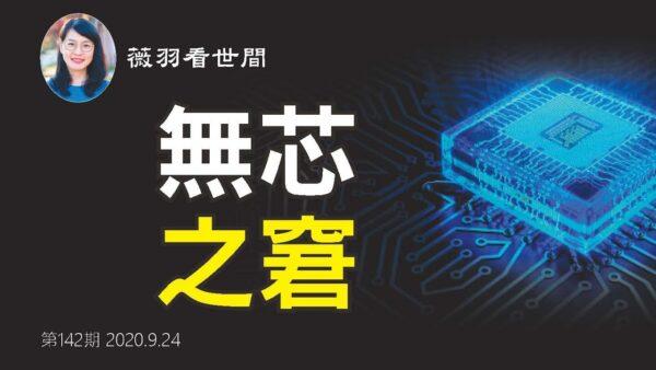 【薇羽看世間】中共搞芯片大躍進 芯片設計與生產能起死回生嗎?
