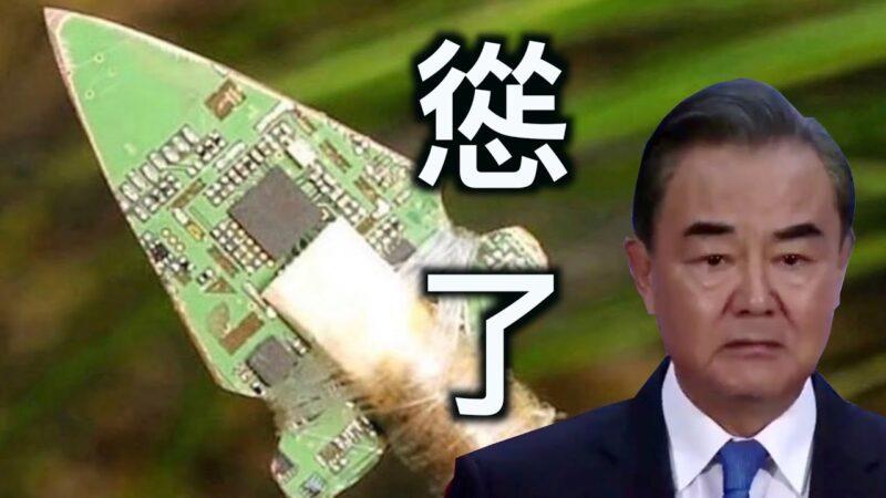 美媒:王毅為習添亂 戰狼咬到鐵板
