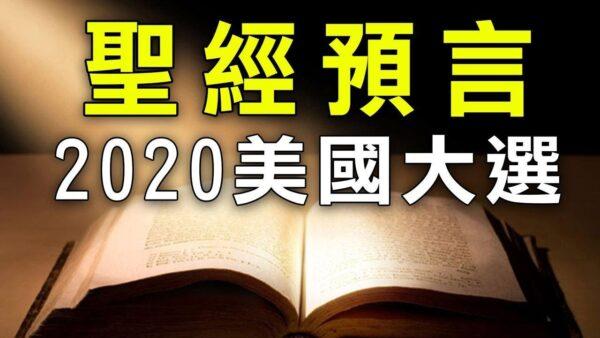 3000年前的圣经竟然预言了2020美国大选,川普会连任吗?