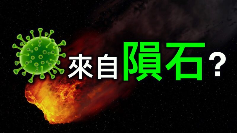 【德傳媒】病毒來自隕石?網絡微博大V現驚人言論「毀滅人類」!