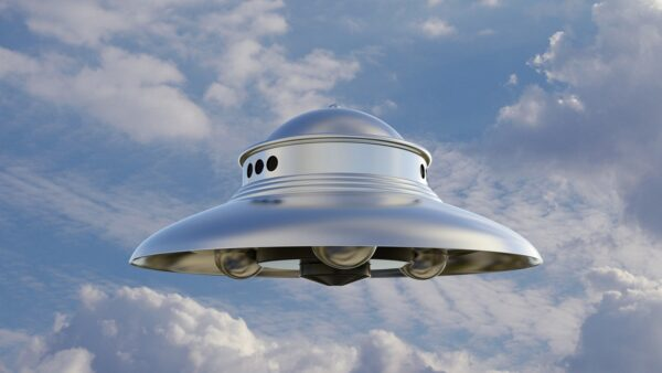 UFO不好惹!美戰機追逐 險引發戰爭(視頻)