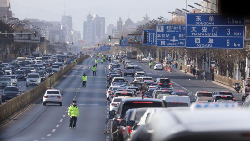 中國交通部門罰款收入遠超上市公司盈利