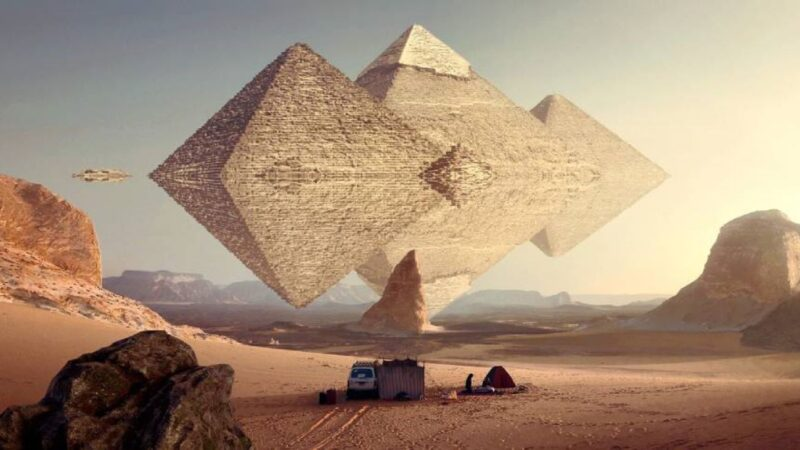 世界多地发现了金字塔   最晚距今13,000年