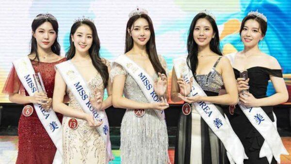 2020韩国小姐决赛尺度惊人 佳丽们得凭真本事