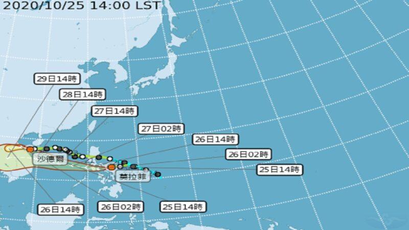 熱帶風暴將襲呂宋島 日本睽違12年或再現「零登陸」