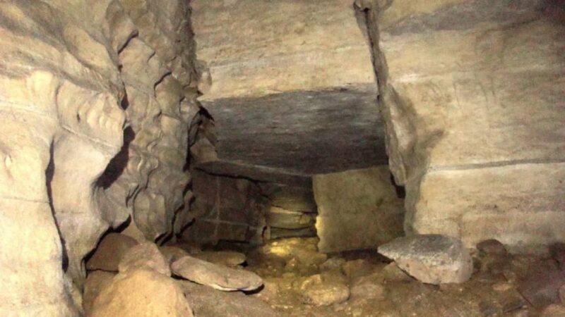"""距今12000年的""""黄金洞""""现史前文明遗迹!颠覆人类历史"""