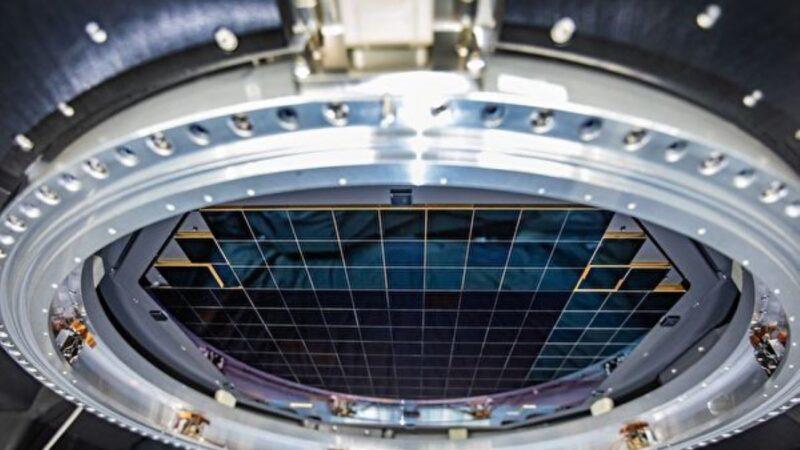 世界最大数码相机拍出32亿像素照片