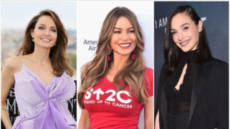 全球收入最高女演員名單揭曉 誰排第一?