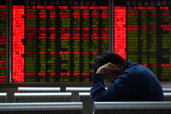 陈思敏:中共地方政府偿债高峰 权力之手伸向股市