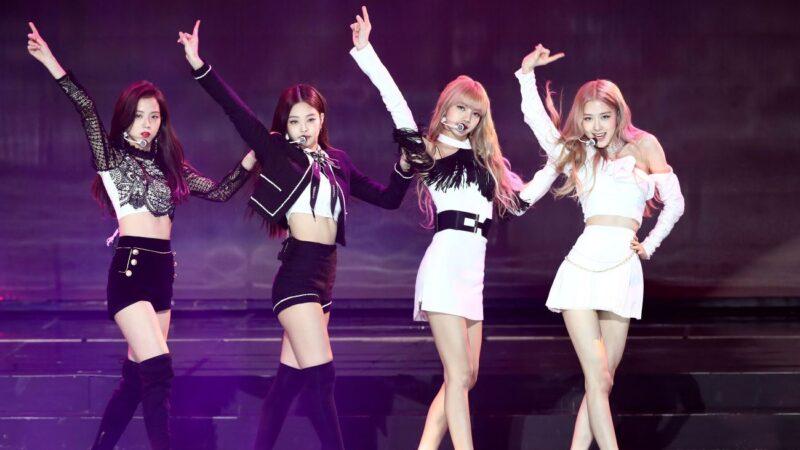 BLACKPINK登Billboard 200榜亚军 韩女团新纪录