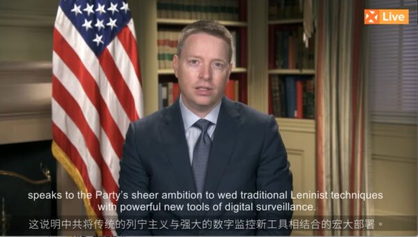 博明:中共「改革開放」是通往科技極權的過渡期