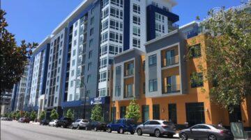舊金山租金比去年同期下降31%