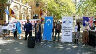 悉尼反共集會 國殤日高呼「抗共」