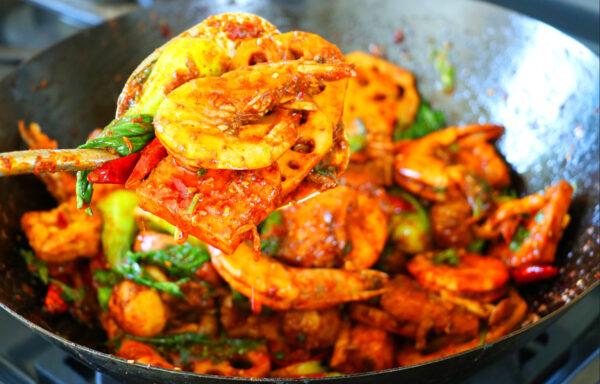 【美食天堂】麻辣香鍋的家庭做法~自己做麻辣鍋底~比外面的好吃太多了!家常料理食譜 一學就會