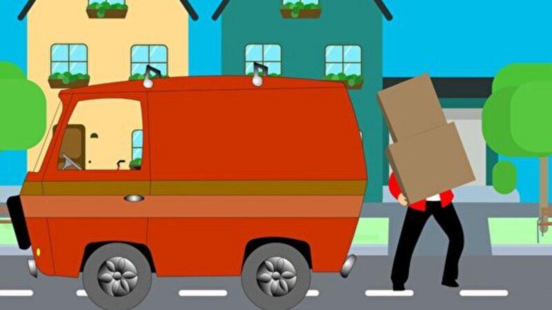 美国调查:搬家的压力比离婚或分手更大