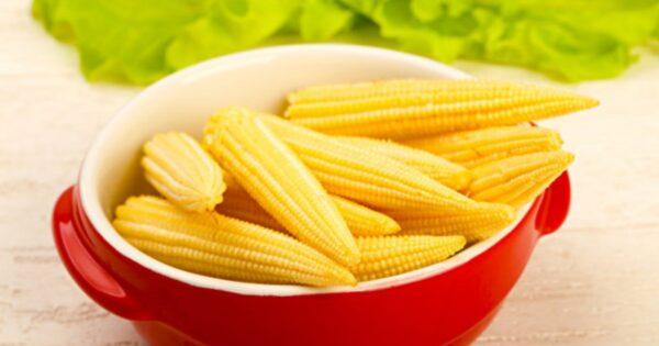 玉米筍低卡又補鉀 2道料理更能減肥防中風
