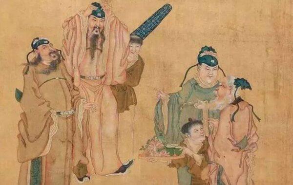 """头插""""金带围"""" 四人应瑞相 先后成为宰相"""