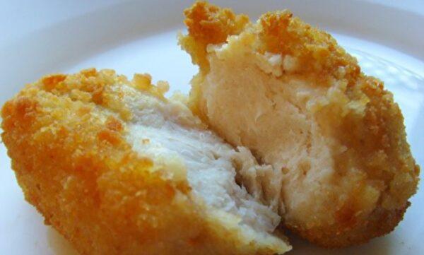 前所未闻 英国超市将一块鸡块送上太空