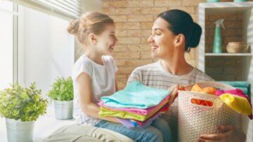 六個簡單家務清潔習慣 帶給你巨大驚喜