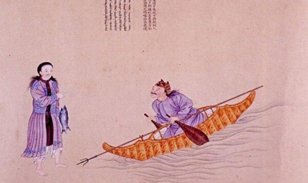 想了解幾百年前的外國人?《職貢圖》告訴你