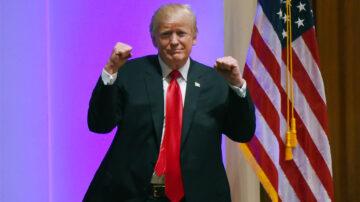 精準預測2016大選的民調專家:川普有望連任