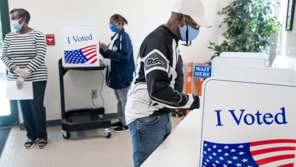 早期投票已逾660萬 超2016年同期10倍