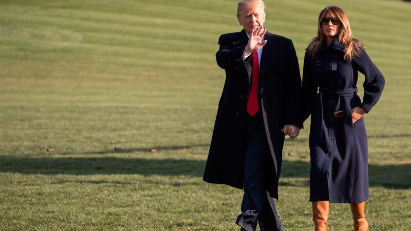 白宫:川普将继续履行职责 周五召开电话会议