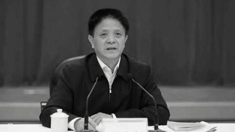 今年「首虎」前福建副省長張志南被雙開