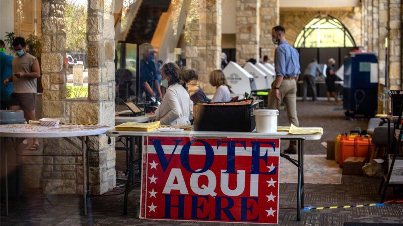 卧底记者爆德州选民欺诈 民主党人买共和党选票