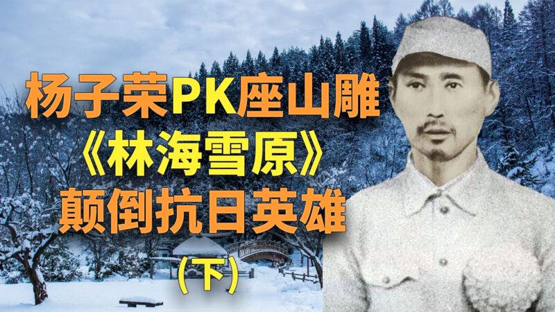 【欺世大觀】《林海雪原》楊子榮PK座山雕(下)