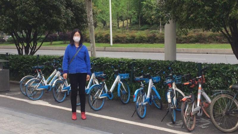 中国公民记者遇寒冬 张展揭武汉真实疫情或遭重判