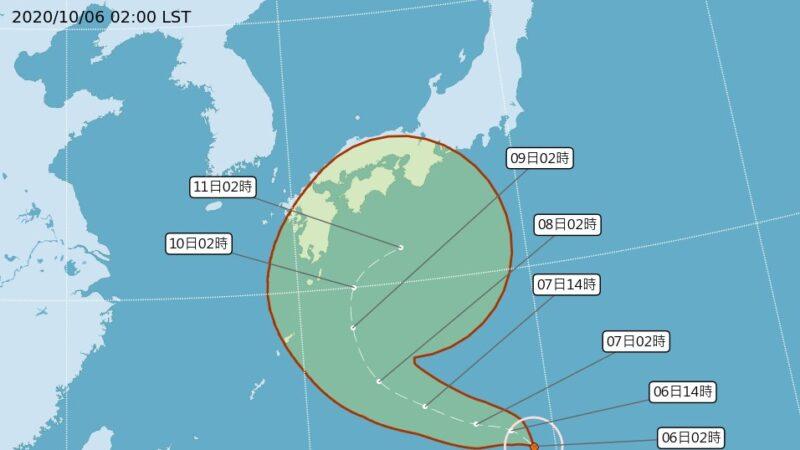台风季无台风登陆 日本12年来仅见