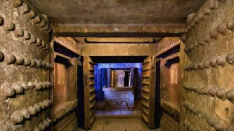 封闭皇陵被要求陪葬的工匠如何逃生?一计令人叹为观止